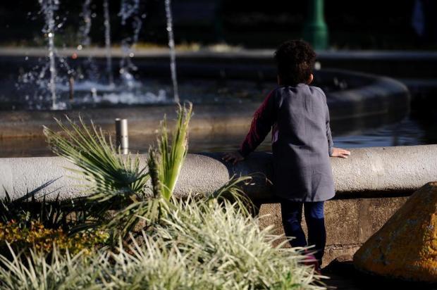 Final de semana de sol e temperaturas em queda na Serra Antonio Valiente/Agencia RBS