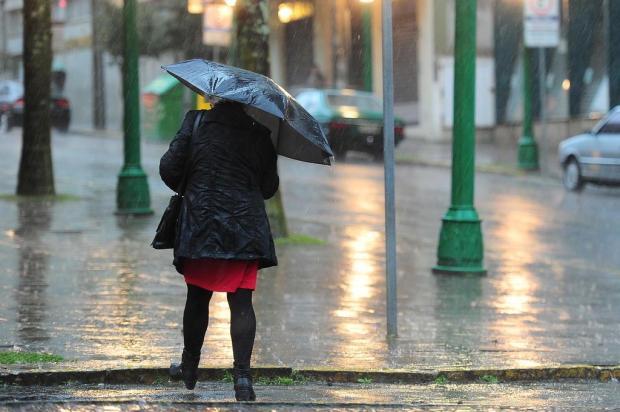 Terça-feira será mais um dia chuvoso na Serra Porthus Junior/Agencia RBS