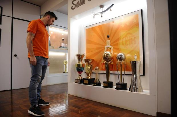 Mithyuê deixa a ACBF para jogar no futsal chinês Antonio Valiente/Agencia RBS
