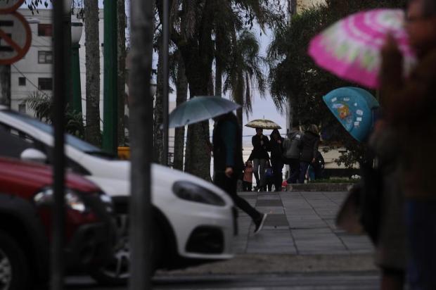 Dia será marcado por chuva fraca na Serra Marcelo Casagrande/Agencia RBS