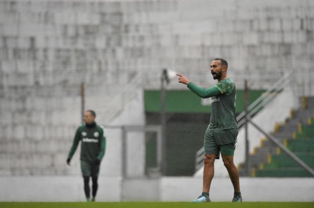 Juventude projeta dificuldades e mais responsabilidade diante do Atlético-AC Lucas Amorelli/Agencia RBS