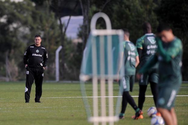 Juventude testa duas formações para enfrentar o Atlético-AC Marcelo Casagrande/Agencia RBS