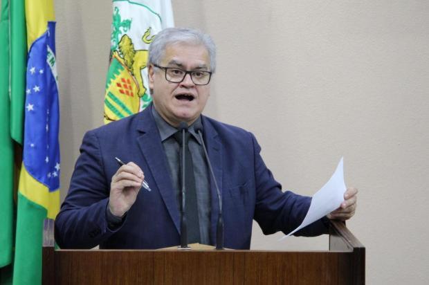 Vereador e assessora de deputado têm desentendimento na Câmara de Caxias Maiara Zanatta Gallon/Divulgação
