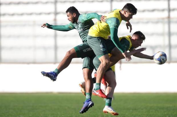 Intervalo: Juventude não tem desculpas para não buscar os três pontos no Acre Antonio Valiente/Agencia RBS