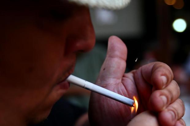 """Médico espanhol especialista em câncer de pulmão participa de workshop em Caxias e alerta: """"Pare de fumar"""" Bruno Alencastro/Agencia RBS"""