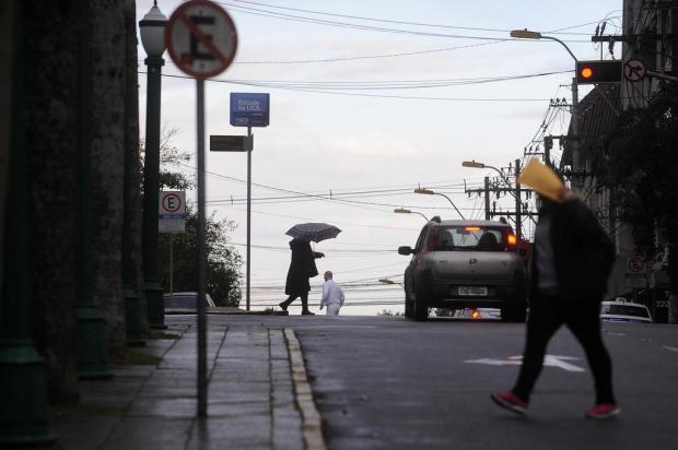Segunda deve ser chuvosa em municípios da Serra Marcelo Casagrande/Agencia RBS