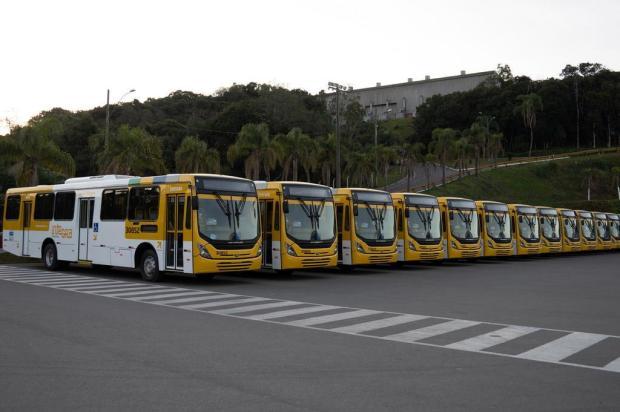 Neobus, de Caxias, fecha maior venda do modelo de ônibus New Mega no Brasil Gelson Mello da Costa/divulgação