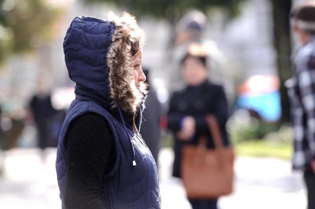Pelo menos três cidades da Serra registram temperaturas negativas neste sábado Antonio Valiente/Agencia RBS