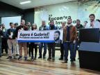 Em Gramado, Juventude do MDB lança deputado Gabriel Souza candidato a presidente nacional da sigla Galileu Oldemburg / Divulgação/Divulgação