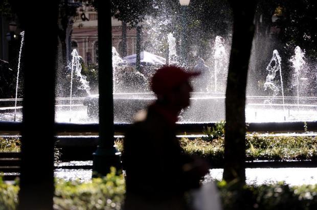 Chuva deve atingir a Serra nesta sexta-feira Antonio Valiente/Agencia RBS