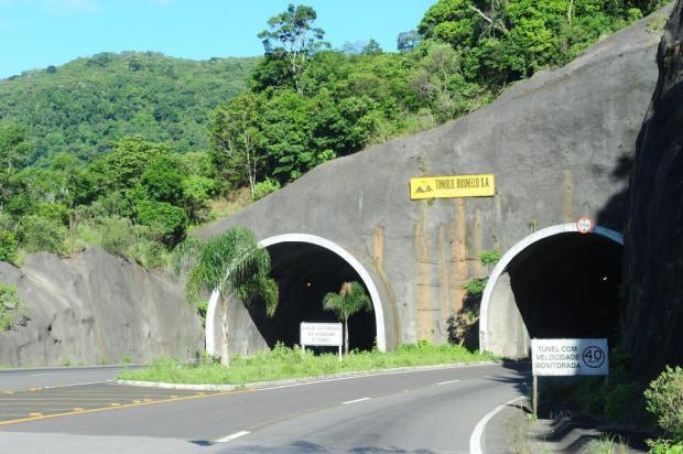 Deputado propõe denominar túnel da Rota do Sol de Nelson Fábio Sbabo Roni Rigon/Agencia RBS