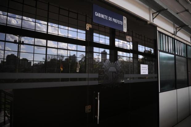 Começa a remodelação do gabinete do prefeito de Caxias Marcelo Casagrande/Agencia RBS