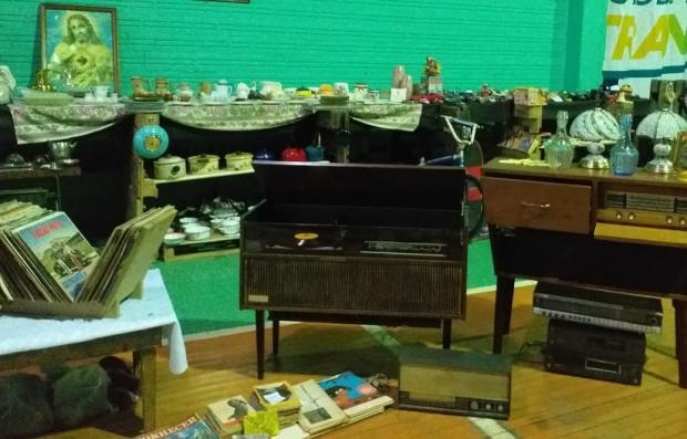 Feira de objetos e carros antigos é atração neste final de semana, em Caxias Jonathan Franco / divulgação/divulgação