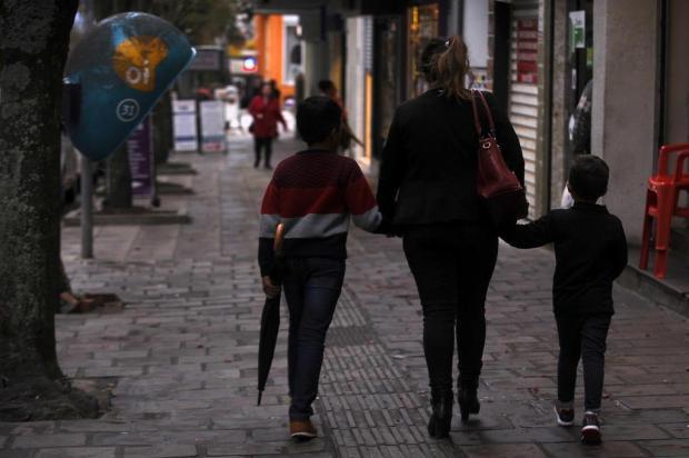Semana deve terminar com chuva na Serra Marcelo Casagrande/Agencia RBS