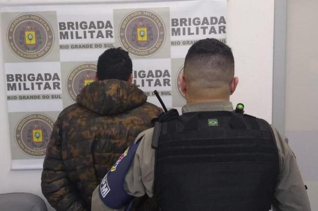 Homem é detido por embriaguez ao volante em Caxias Brigada Militar/Divulgação