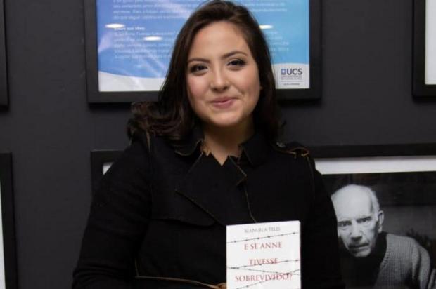 Estudante de Caxias cria continuação para história de Anne Frank Roger Clots/Divulgação