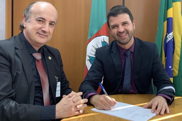 Deputado propõe nome para trevo de Fazenda Souza, em Caxias Marcelo de Gregori/Divulgação