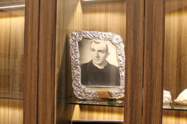 Memorial na paróquia Pio X prestará homenagem a padre Enio Felipe Padilha/Divulgação