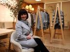 Nascida no interior de Farroupilha, Maria de Lourdes Anselmi é dona de marca referência em tricô Antonio Valiente/Agencia RBS