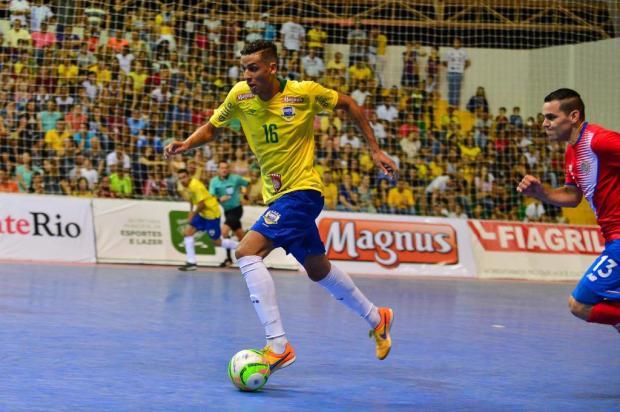 Após morte de atleta do Corinthians, final da Taça Brasil é adiada para o final de agosto Ricardo Artifon/CBFS