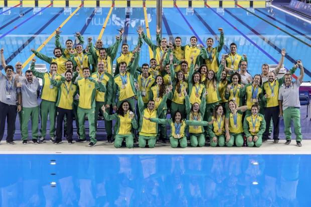 Intervalo: resultado final do Pan de Lima deixa ainda mais claro que o Brasil tem grande potencial Wander Roberto/COB/Divulgação