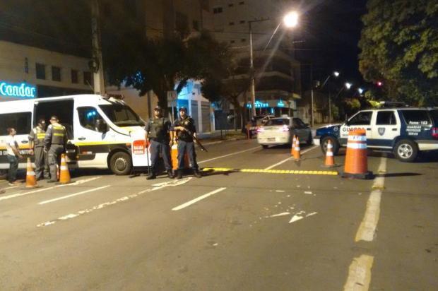 Blitz flagra 30 motoristas dirigindo embriagados em Caxias do Sul Operação Balada Segura/Divulgação