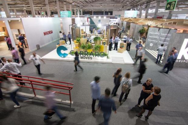 Movelsul Brasil já tem 80% dos espaços comercializados Augusto Tomasi/divulgação