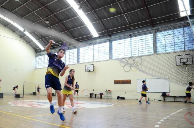 Caxias do Sul será sede do 2º Sul-Brasileiro de Badminton Antonio Valiente/Agencia RBS