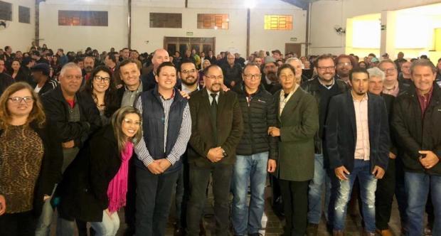 PDT de Caxias forma núcleos em bairros mirando as eleições municipais Maicon Scheffer / Divulgação/Divulgação