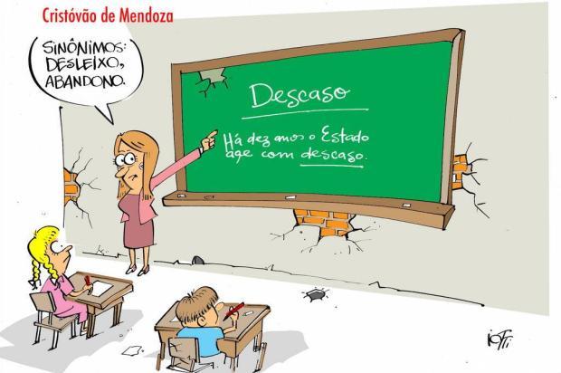 Iotti e a polêmica do Instituto Cristóvão de Mendoza Iotti/Iotti