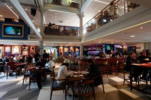 No primeiro ano, Hard Rock Café duplica público previsto por mês fabiano feltrin/divulgação
