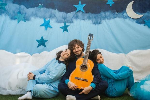 Agenda: espetáculo de música para bebês ocorre em Caxias em setembro Katia Bressane/Divulgação