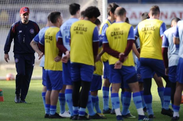 Intervalo: começa a Copa Seu Verardi para o Caxias e a grande chance para muitos Antonio Valiente/Agencia RBS