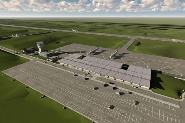 """""""É priorização"""", afirma secretário estadual sobre recurso para desapropriações na área do futuro aeroporto de Caxias Seplan/Divulgação"""