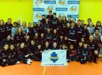 Caxienses faturam 33 medalhas no Campeonato Sul-Brasileiro de Badminton Murialdo / Divulgação/Divulgação