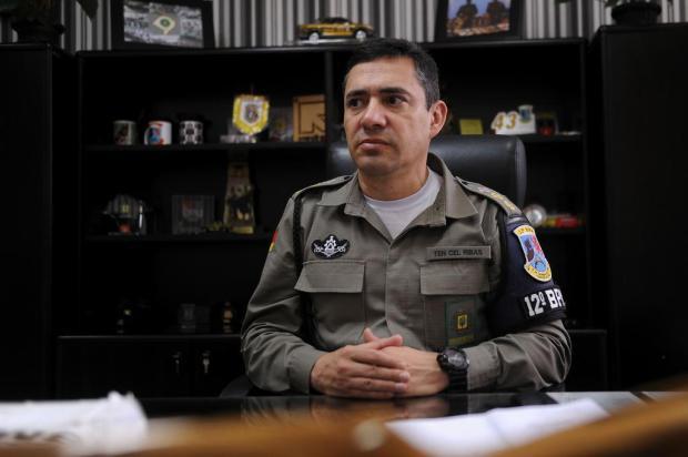 Comandante do 12º BPM é sondado pelo PSL de Caxias do Sul para concorrer a vice-prefeito Marcelo Casagrande/Agencia RBS