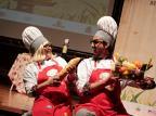Espetáculo mostra a importância da alimentação saudável para alunos de escolas municipais em Caxias Divulgação/