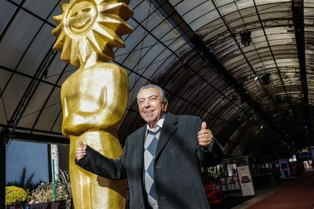 No Festival de Gramado, Mauricio de Sousa conta que é cria do cinema Cleiton Thiele / Agência Pressphoto, Divulgação/Agência Pressphoto, Divulgação
