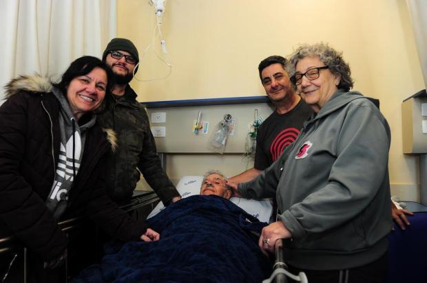 Médico acha difícil idoso ter ficado mais de 40 horas em mata, em Caxias Porthus Junior/Agencia RBS