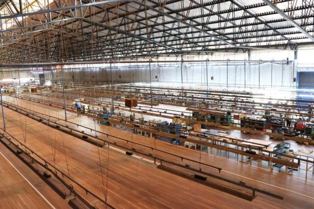 Cidade da Serra recebe nova fábrica calçadista Carolina Andriola/divulgação