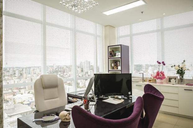 Casa & cia: decoração inspirada em Paris traz formalidade ao ambiente profissional Rafael Sartor/Divulgação