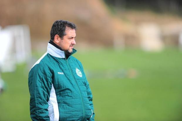 """Técnico do Juventude projeta duelo decisivo: """"Temos que nos impor de forma tática e mental"""" Porthus Junior/Agencia RBS"""