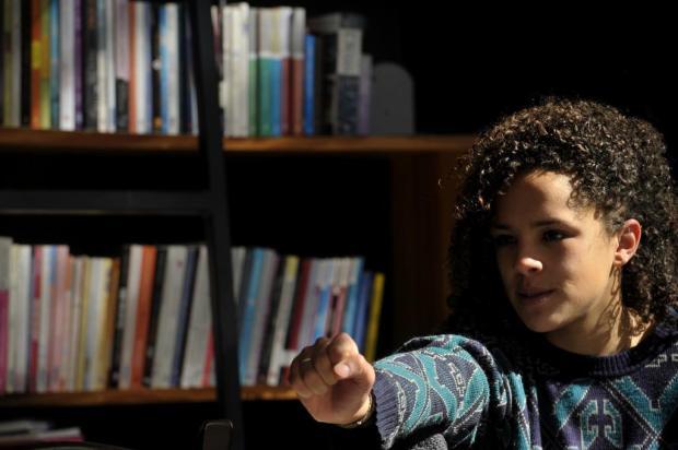 """""""Lutamos por oportunidades e plena liberdade das pessoas em poder sonhar"""", defende jovem militante caxiense Lucas Amorelli/Agencia RBS"""