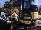 Reabertura de asfalto para obra em rede de água chama a atenção em loteamento de Caxias Antonio Valiente/Agencia RBS