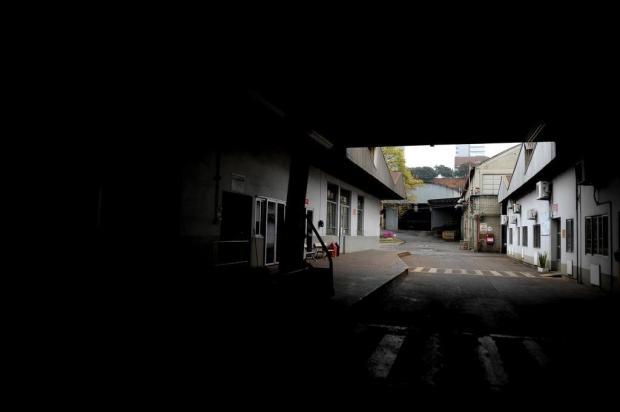 Funcionários da Metalcorte Fundição não receberam pelo último mês de trabalho antes da falência Lucas Amorelli/Agencia RBS