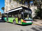 Agrale assina ônibus a GNV que passou a circular em Buenos Aires agrale/divulgação