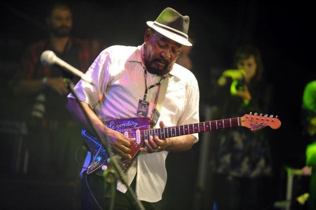 Guitarrista norte-americano Super Chikan se apresenta nesta terça-feira, em Caxias do Sul Felipe Nyland/Agencia RBS