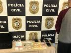 Homem apontado como um dos principais fornecedores de drogas sintéticas da Serra é preso em Caxias Polícia Civil/Divulgação