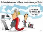 Iotti: prefeito de Caxias ficará fora da cidade por 12 dias Iotti / Agência RBS/Agência RBS
