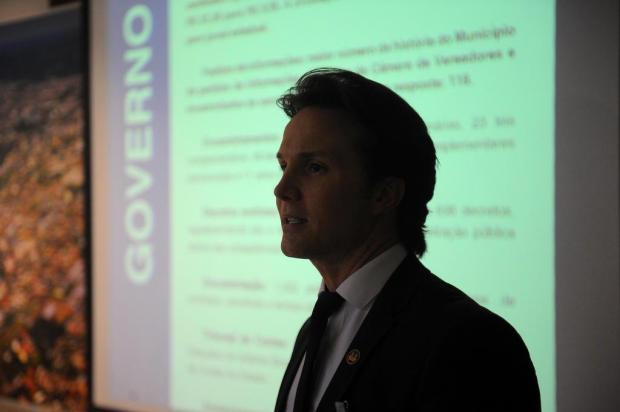 Queda de braço na Justiça marca processo de impeachment de Daniel Guerra Felipe Nyland/Agencia RBS
